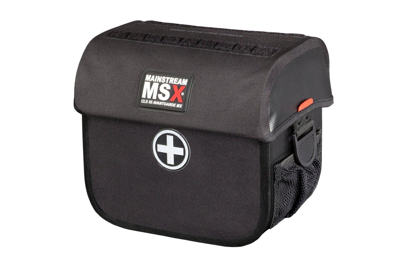 Bolsa de guidão MSX - Impermeável - Preta