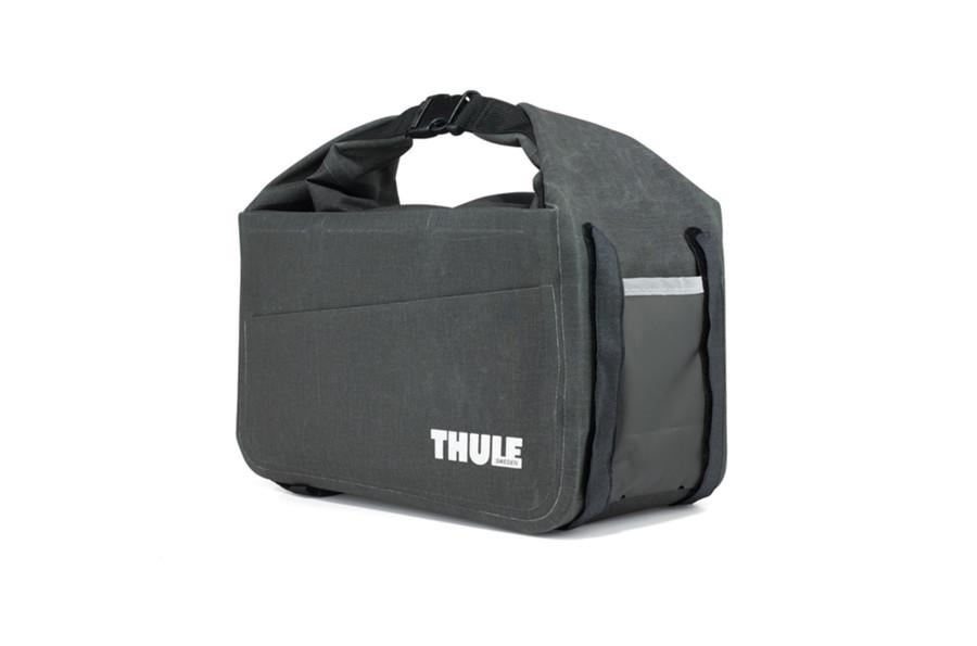 Alforje top para bagageiro da thule com 10 litros