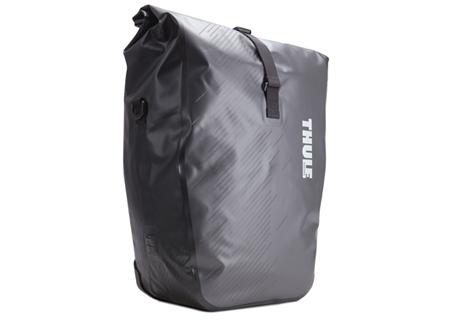 Alforje Thule Shield 48 litros - Par - Preto
