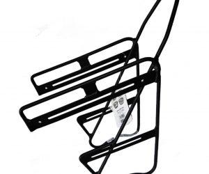Bagageiro para garfo ou suspensão dianteiras