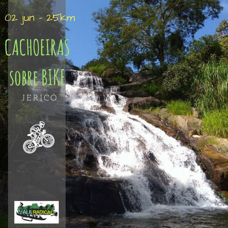 Bike e Cachoeiras em Cunha