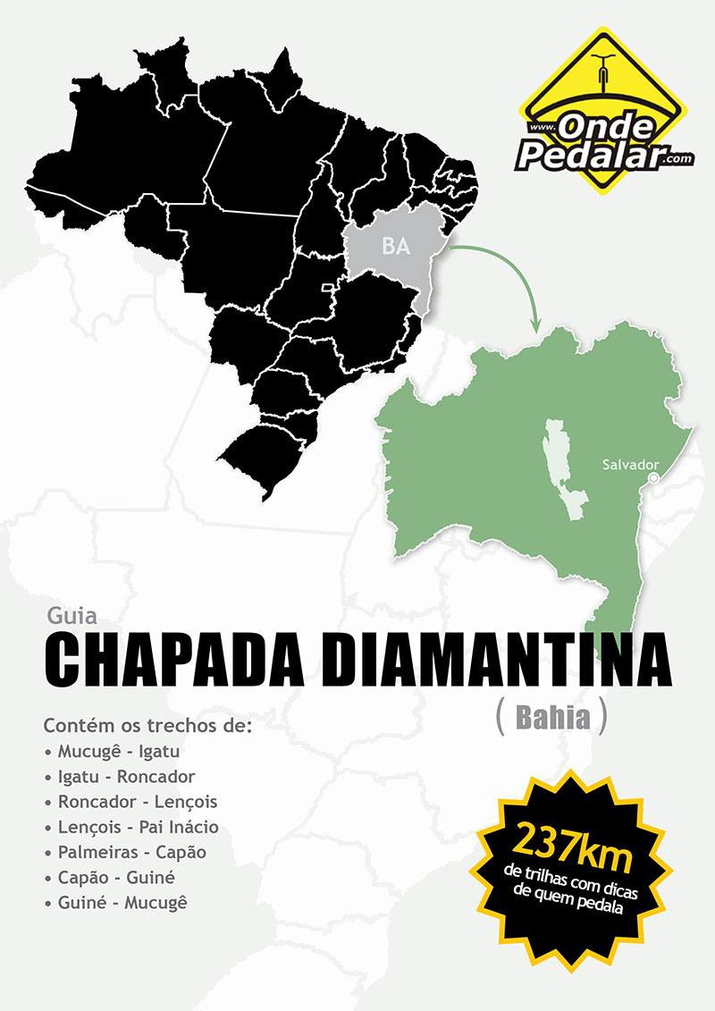 Guia da Chapada Diamantina para download