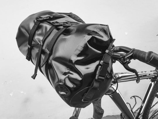Bolsa de guidão bikepacking Aruak