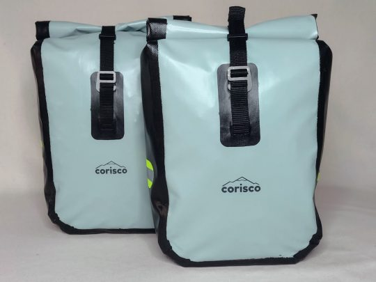Alforge Corisco 30 litros ECO- Verde Água